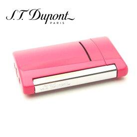【新品】S.T. Dupont/デュポン ミニジェット/MiniJet 電子ガスターボライター 10065 PINK LACQUER ピンク