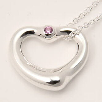 4b5a2eb4b And Tiffany /TIFFANY & co necklace ladies ' accessories Elsa Peretti  open