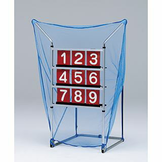 【レンタル・カード決済限定】イベント用対応ストラックアウト ベースボールトレーナー(硬式テニスボール使用限定) B-2203(B2203)レンタル1泊2日(fy16REN07)