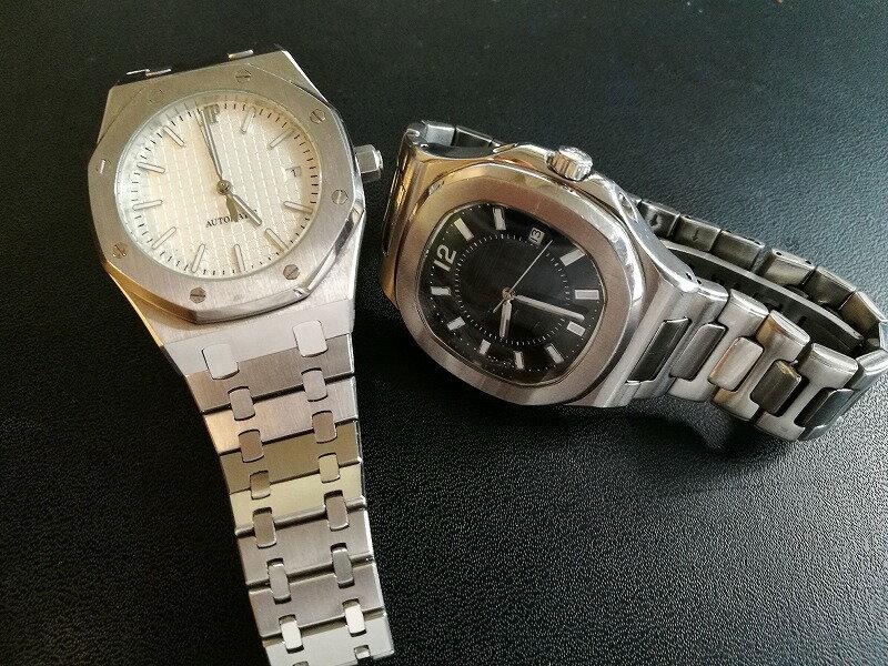 【修理にお困りの時計】レプリカ時計修理(納期約1ヶ月)
