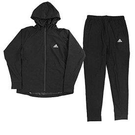 ☆アディダス adidas ウルトラストレッチサウナスーツ 上下セット(日本サイズADISS04・ADISS01(BLACK)