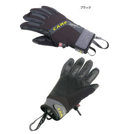 ☆メンズ ゲコホット Geko Hot 手袋 グローブ アウトドア 登山 冬用 CAMP カンプ キャラバン CARAVAN 5209501(BLACK) size XL
