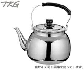遠藤商事/TKG 18-8 湯沸かし 6L EKT-5903 (6リットル・ケトル・ケットル・やかん・大容量・大型・業務用・厨房用品)02P30May15