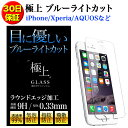 【iPhone12各種入荷しました】極上 ブルーライトカット ガラスフィルム 保護フィルム 送料無料 iPhone 12 mini Pro Ma…