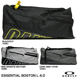 【あす楽対応】OAKLEY(オークリー) FOS900237 ESSENTIAL BOSTON L 4.0 ボストンバッグ 10%OFF 2020SS