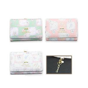 メーカー直送 送料無料DaisyRico デイジーリコ ドリーミングキャット ミニがま口財布 猫グッズ ネコグッズ 可愛い かわいい カワイイ 猫雑貨 ネコ雑貨 ねこ 財布