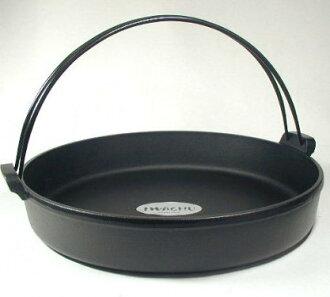 Southern ironware / 岩鋳 / sukiyaki hot pot (IH correspondence) sukiyaki hot pot southern part crane 26cm belonging to