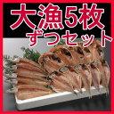 大漁5枚ずつセット【送料込み】【あす楽対応_関東】【楽ギフ_のし宛書】【smtb-t】