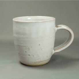 萩焼・マグカップ(白)