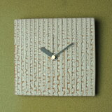 萩焼・壁掛け時計
