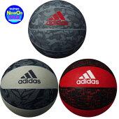 【adidas】アディダスバスケットボール(シャドースクワッド7号)〔AB7123R/AB7124BK/AB7125NV〕