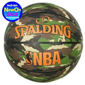 【SPALDING】スポルディング バスケットボール5号/ウッドランドカモ5号球〔83-798J/83798J〕
