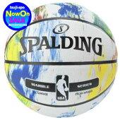 【SPALDING】スポルディングバスケットボール5号/マーブルコレクションマルチ5号球〔83-715Z/83715Z〕