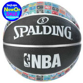 【SPALDING】スポルディングバスケットボール5号/NBAアイコンボール5号球〔83-772J/83772J〕