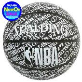【SPALDING】スポルディングバスケットボール5号/タイポグラフティーラバーSZ5号球〔84-075J/84075J〕