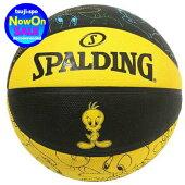 【SPALDING】スポルディングバスケットボール5号/トゥイーティーラバーSZ5号球〔84-073J/84073J〕