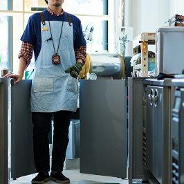 SAINTANTHONY/セイントアンソニーマシニストエプロンバリスタ焙煎士カフェ業務用エプロン