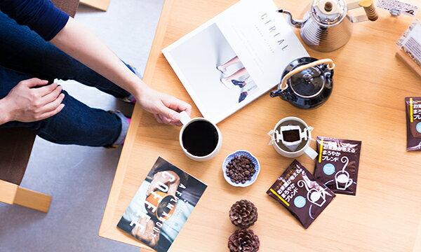 ドリップコーヒー2種お試し6杯分ポイント消化 ネコポスで送料無料 ワンコイン