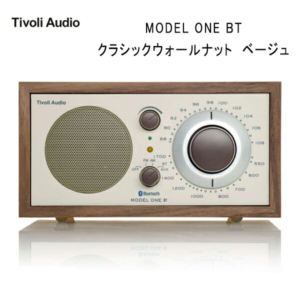 Tivoli Audio / チボリオーディオMODEL ONE BT ( Bluetooth )