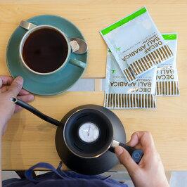 カフェインレスドリップコーヒーデカフェバリアラビカ-神山-100杯分カフェインレスコーヒーホット