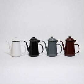 GSP Coffee Pot White Glocal Standard Products/グローカルスタンダードプロダクツ