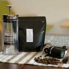 BlackFridayspecialtycoffeesetブラックフライデースペシャルティコーヒーセットアメリカンプレス手挽きミルグリットエルサルバドルレドンダ農園パカマラ