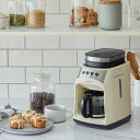 Grind & Drip Coffee Maker FIKAグラインド & ドリップコーヒーメーカー フィーカ
