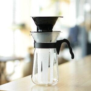 V60アイスコーヒーメーカー ハリオ辻本珈琲 アイスコーヒー向けスペシャルティコーヒー豆、またはデカフェ(カフェインレス)コーヒー豆のいずれかをもれなく!おまけ付き