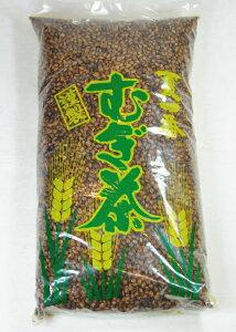 辻利つぶ麦茶1kg1000gお買い得100%純国産大麦使用濃厚風味と味わいの麦茶