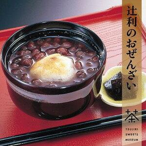 メール便送料無料辻利オリジナル北海道産小豆使用袋入ぜんざい
