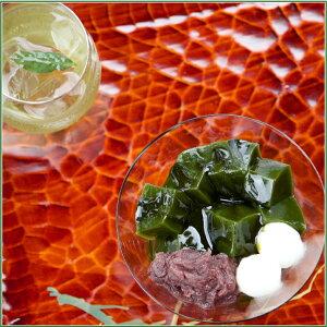 【辻利兵衞生誕記念】京の涼味新茶(20g)とやまりぜりー(4個入り)セット
