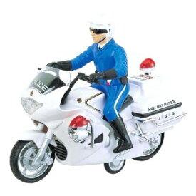 [ゆうパケット発送 不可] 【ライト&サウンド】 サウンドポリスバイク