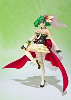 Figuarts ZERO Theater Edition Macross F love away flying wing-frontier-Ranka Lee wish of Valkyrie fs2gm02P06may13