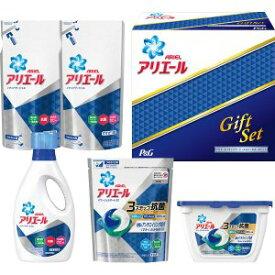 【送料無料】一部地域送料負担有 ポイント5倍 御歳暮 お歳暮 人気液体 洗剤ギフト P&G アリエール イオンパワージェル& ジェルボールセット PGID-30Y