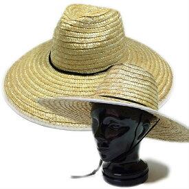 【買えば買うほどお得】ガーデニング 農作業におすすめの麦わら帽子です。【農作業 帽子 ガーデニング 帽子 UV 日よけ 帽子 メンズ レディース UVカット 紫外線 日焼け つば広 春 夏 首 首ガード 父の日】
