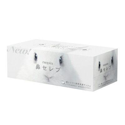 【法人・企業様限定販売】[sss]ネピア 鼻セレブ ティッシュペーパー 200組 20箱入 まとめ買い 00127