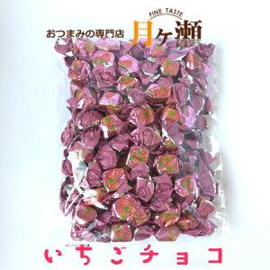 徳用いちごチョコレート 500g ピュアレ スイーツ お菓子 おつまみ 業務用 個包装