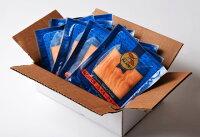 ≪緊急スポット!≫鮭さけサケサーモン送料無料「塩だけで作ったスモークサーモン」60g×15P計900g冷凍