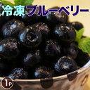 アメリカ産『冷凍ブルーベリー』約500g ※冷凍 【冷凍同梱可能】 frt