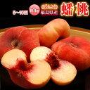 桃 もも 蟠桃 ばんとう 西遊記 登場 入手困難 福島県産 約1kg 5〜10玉 送料無料