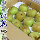 『秋麗(しゅうれい)梨』熊本県産 秀品 約5kg(目安として12~18玉)※冷蔵 送料無料