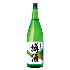 菊正宗酒造 純米樽酒 1.8L