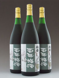 【送料無料】 明利 梅香 百年梅酒 1.8L 3本セット【smtb-t】【fsp2124】