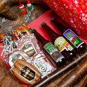 筑波ハム クリスマスビールギフト-かがやき 大子ビール 地ビール 送料無料 グルメ 肉 食べ物 お酒 ソーセージ スモークチキン おつまみ