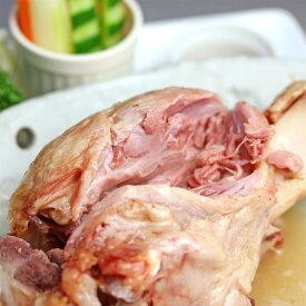 アイスバイン-600g ローズポーク 筑波ハム 国産豚肉 すね肉 骨付き トロトロ