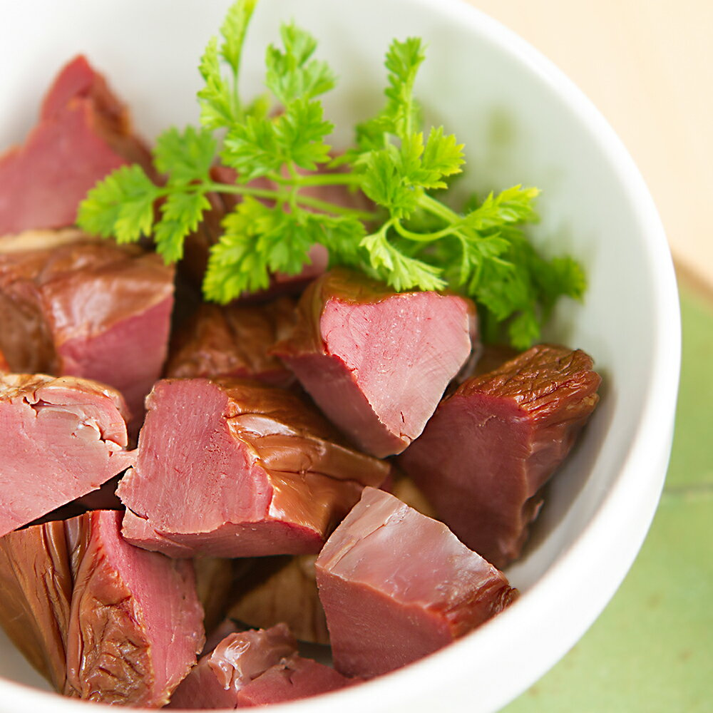 【筑波ハム】スモークハツ-90g 豚ハツ 燻製 おつまみ