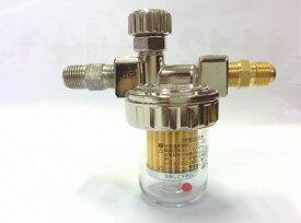 灯油タンク用 オイルストレーナー(ネジ径 1/4B・外径8mm銅送油管用)ニップル付 OF-50SVB他
