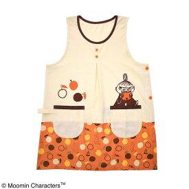 ムーミン エプロン フルーツオレンジ 【ST-IM0032】