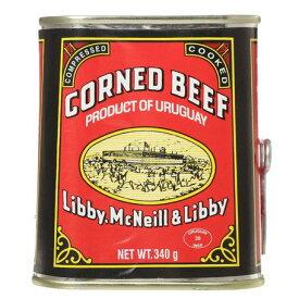 Libby(リビー) コーンビーフ 340g 缶
