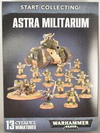 アストラミリタルム スタートコレクティング ウォーハンマー 40kSTART COLLECTING! ASTRA MILITARUM WARHAMMER 40,000